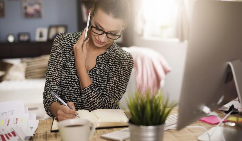 Decoração para home office: 5 dicas para que a inspiração esteja com você