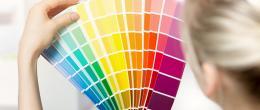 Significado das cores para ambientes internos